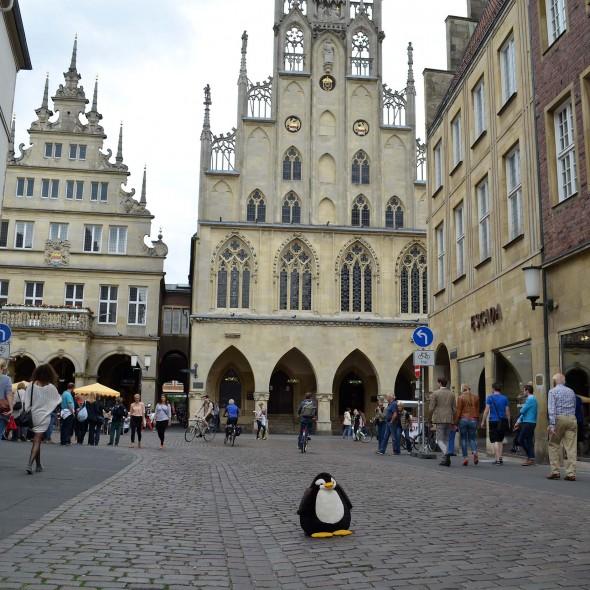 Rathaus in Münster