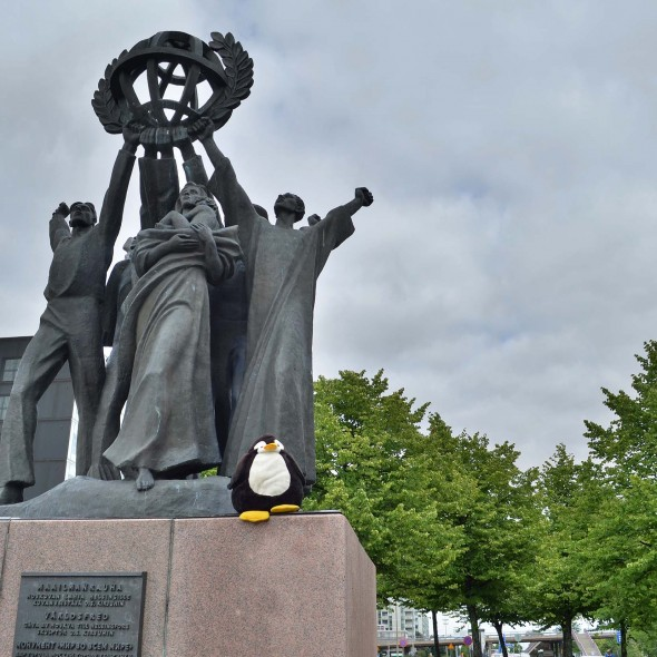Pingu in Helsinki
