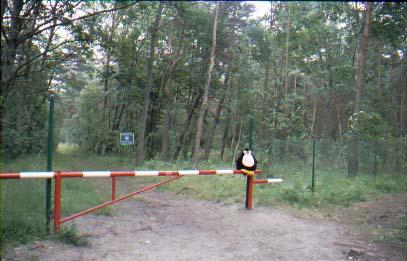 Polnisch-Russische Grenze