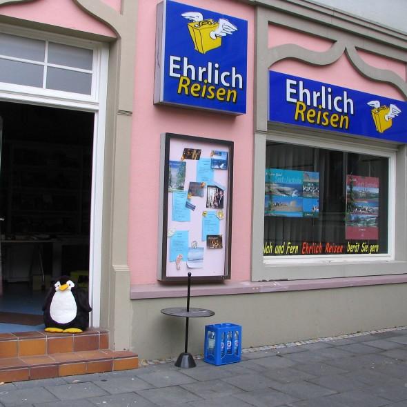 Reisebüro in der Lindenstrasse