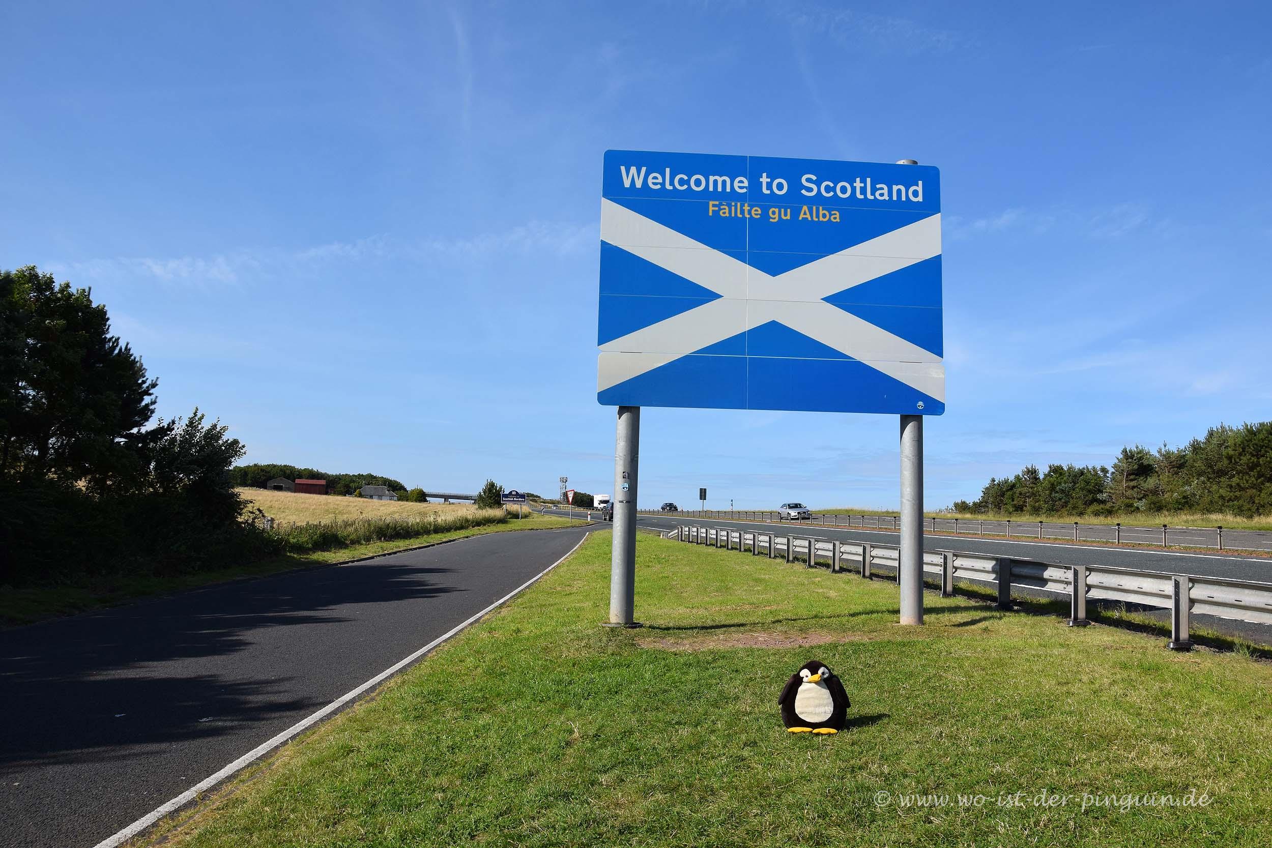 Schottland Und England