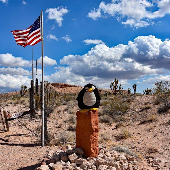 Dreiländereck Utah, Nevada und Arizona
