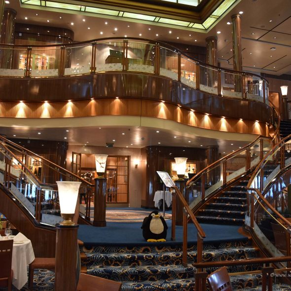 Queen Mary 2 - Britannia-Restaurant