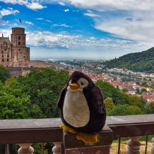 Heidelberg Schloss