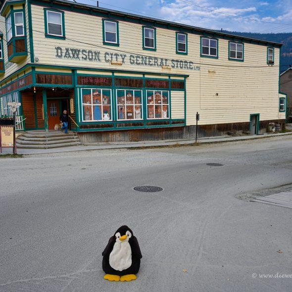 Dawson City Store