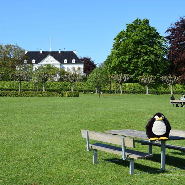 Aarhus - Schloss Marselisborg