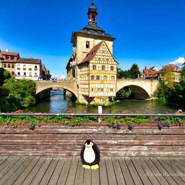 Bamberg Rathaus