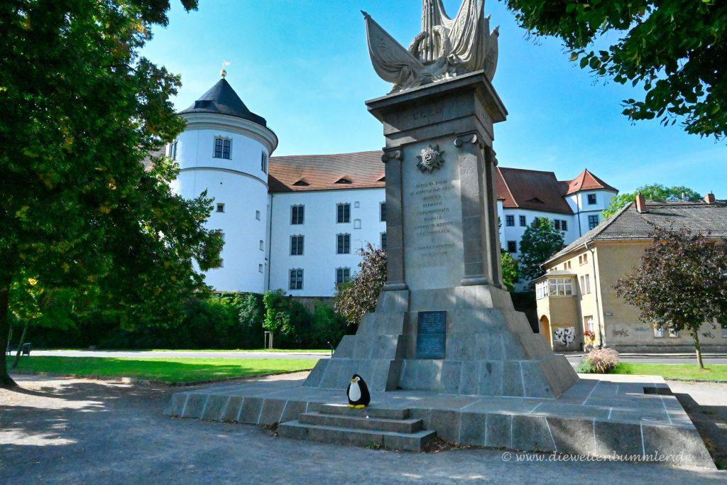 Torgau - Denkmal