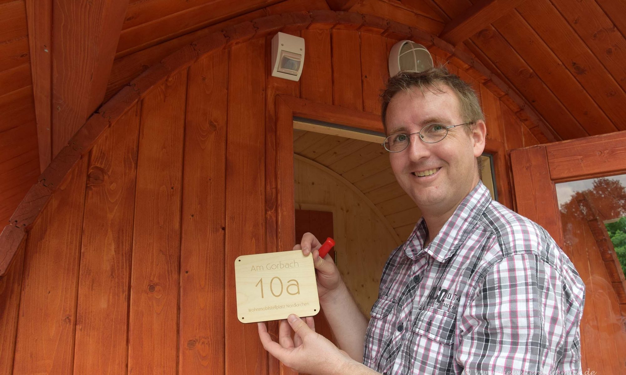 Die erste Hausnummer