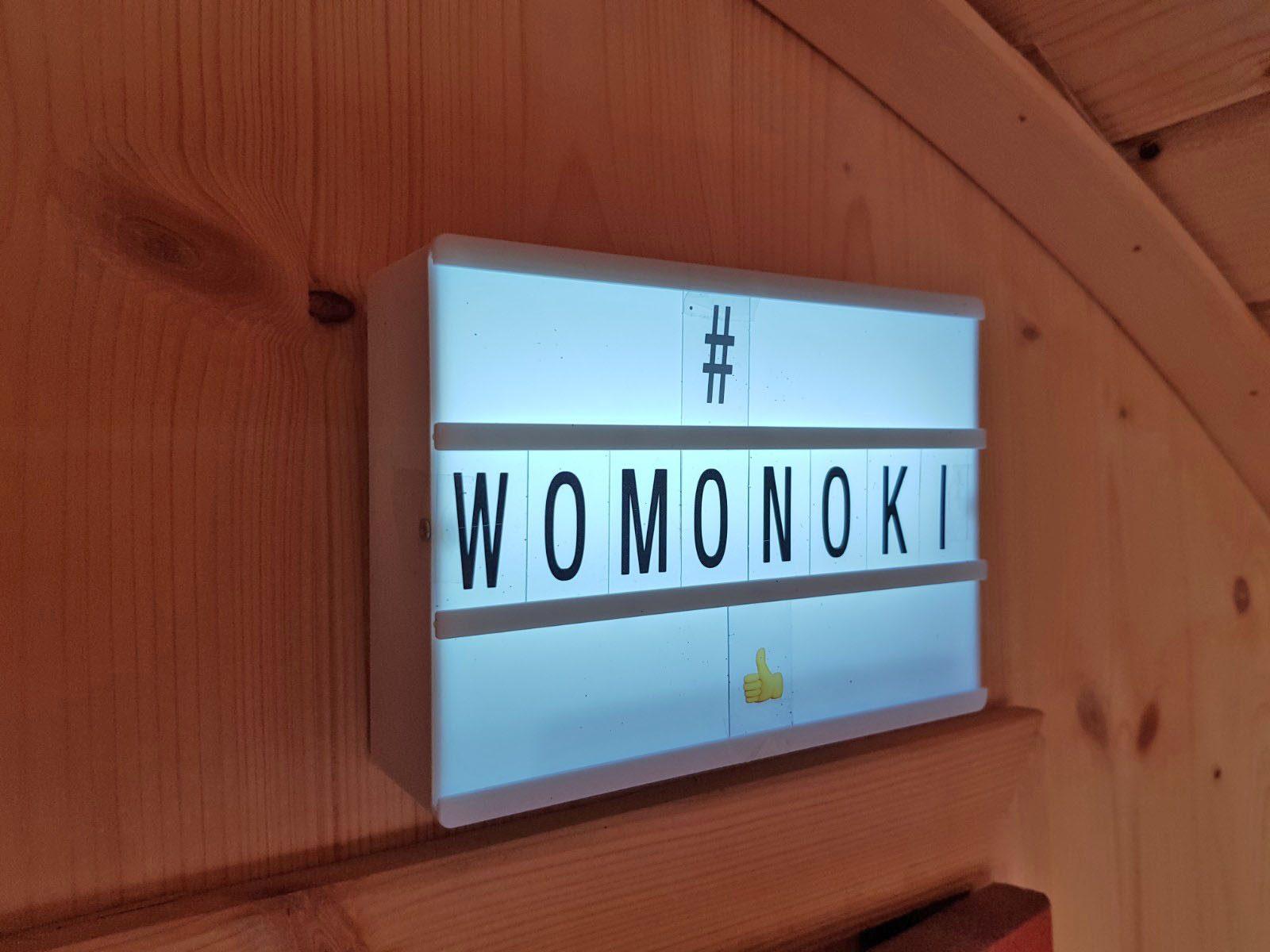 #womonoki