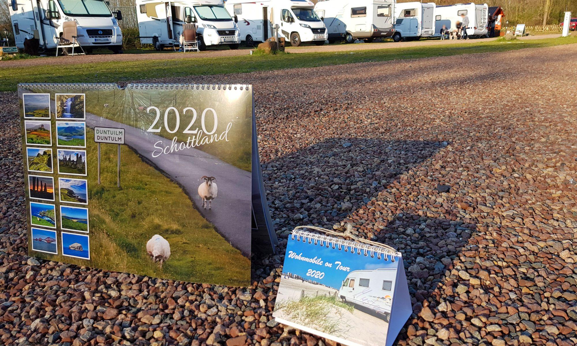 Wohnmobil-Kalender