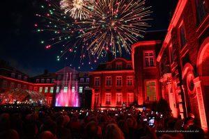 Schlosskonzert mit Feuerwerk