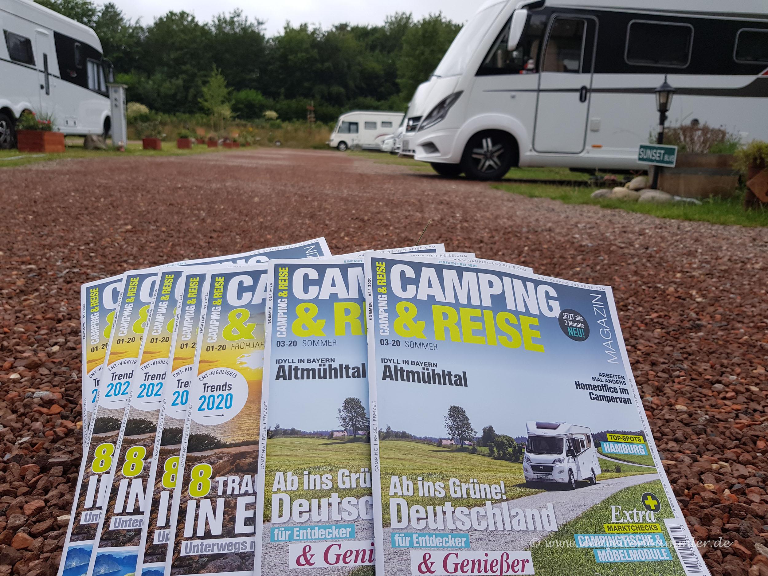 Camping und Reise-Magazin