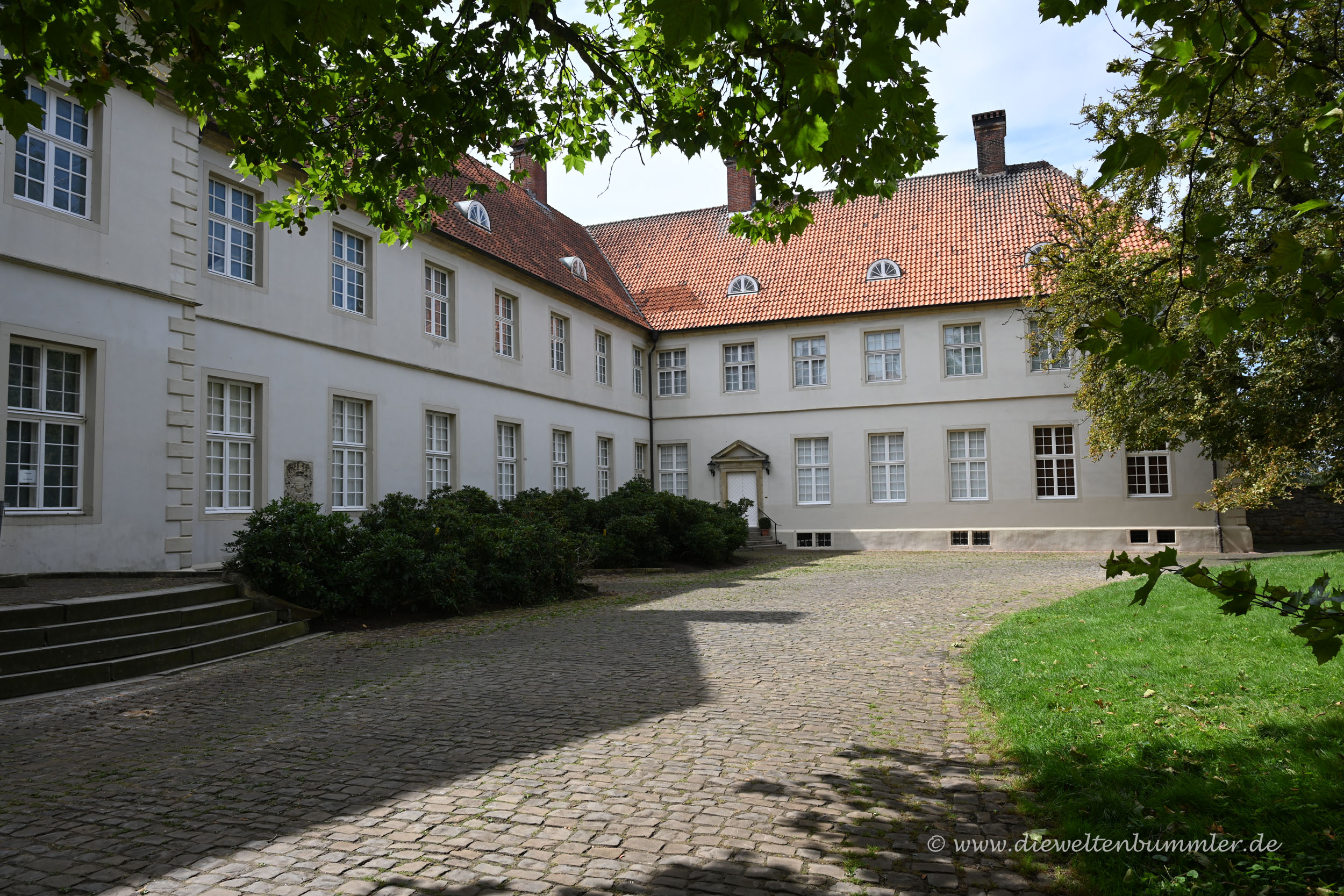 Cappenberger Schloss