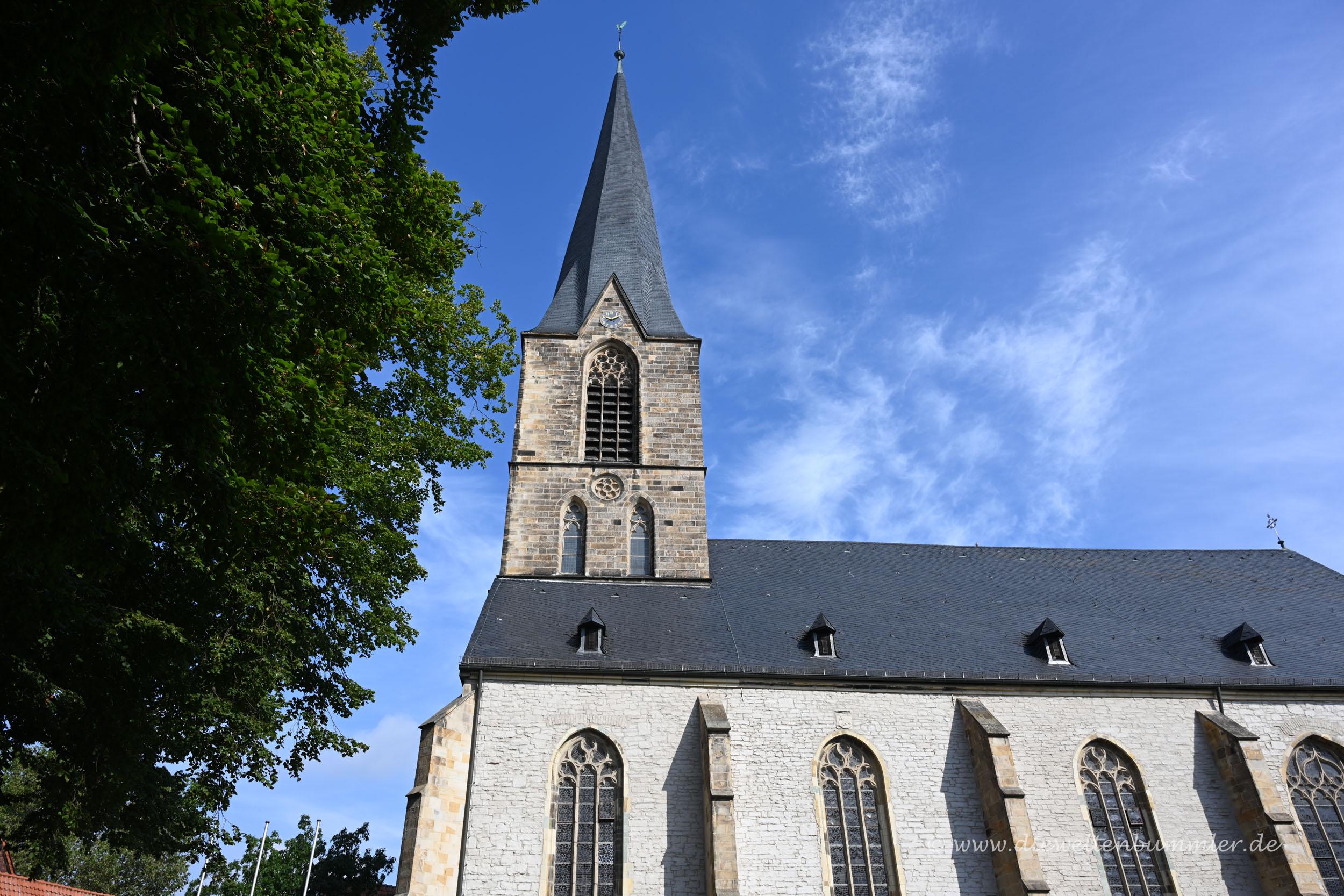Kirche in Werne
