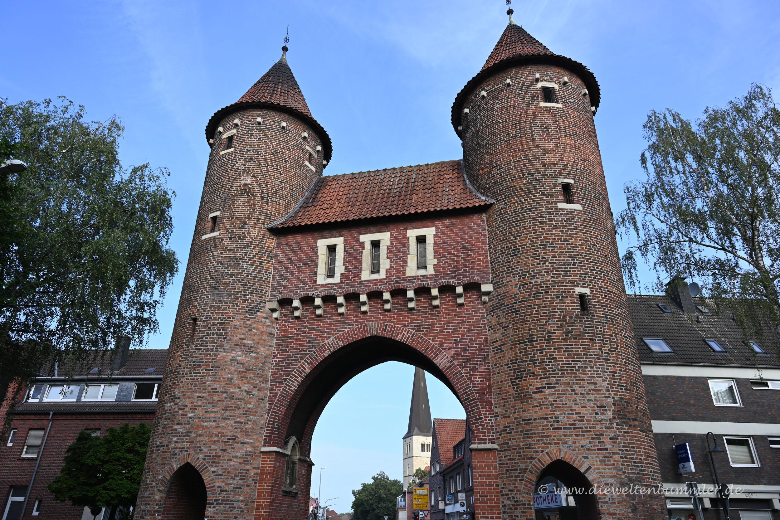 Lüdinghauser Tor in Dülmen