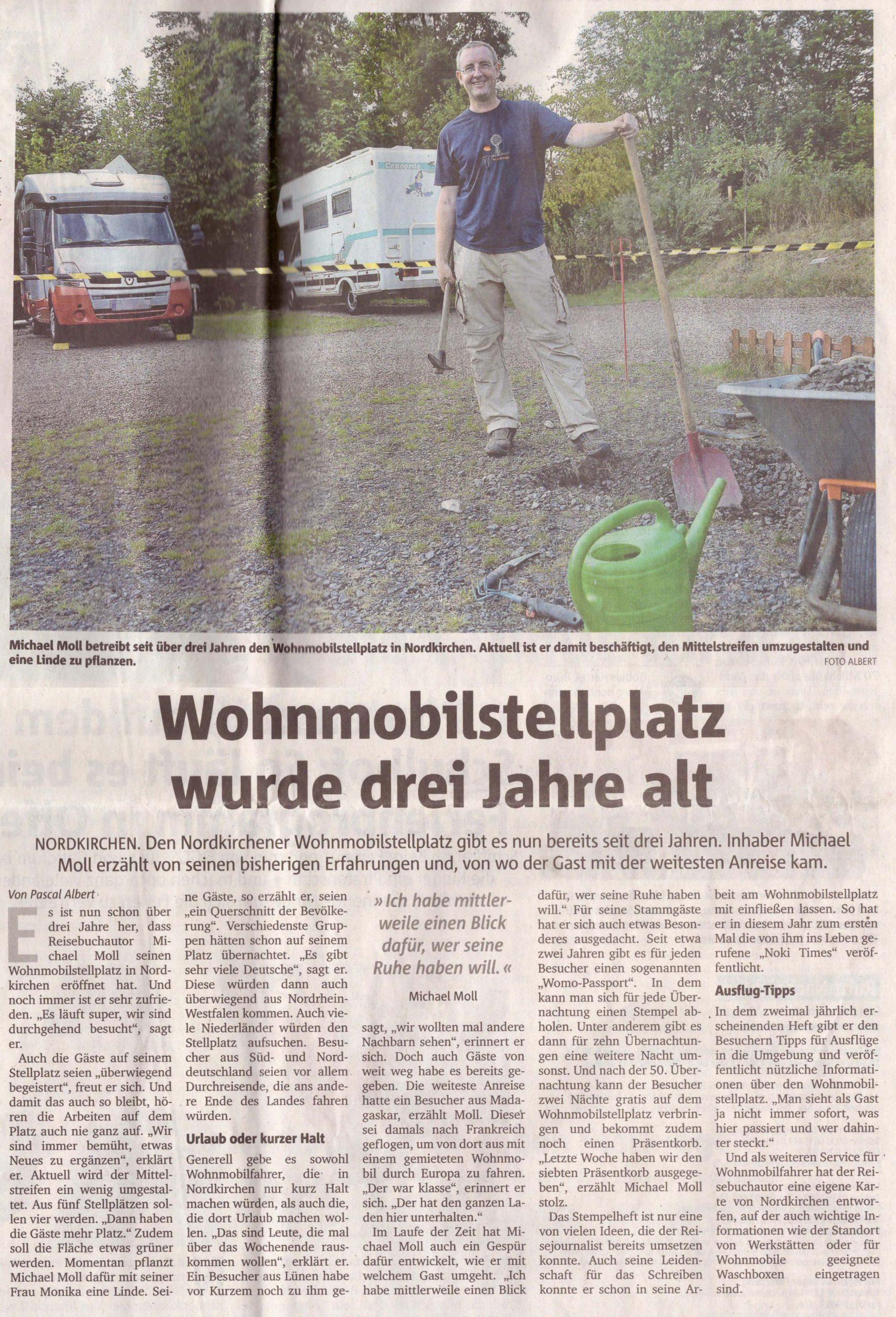 Ruhrnachrichten vom 8. August 2019