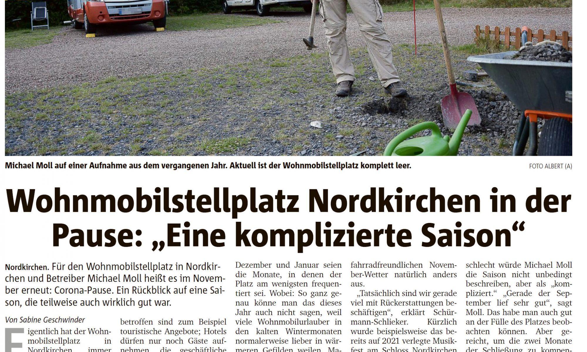 Ruhrnachrichten vom 5. November 2020