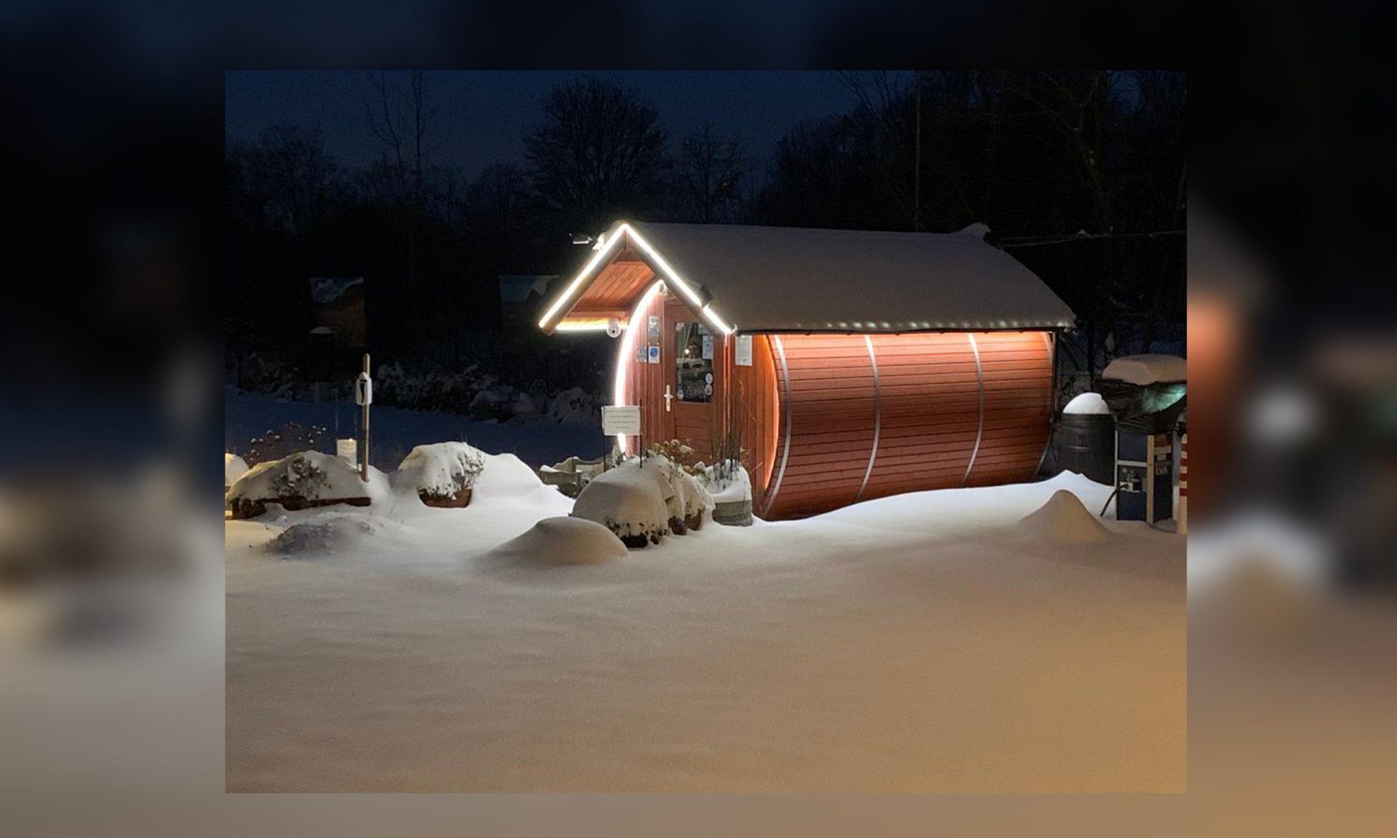 Winter in Nordkirchen