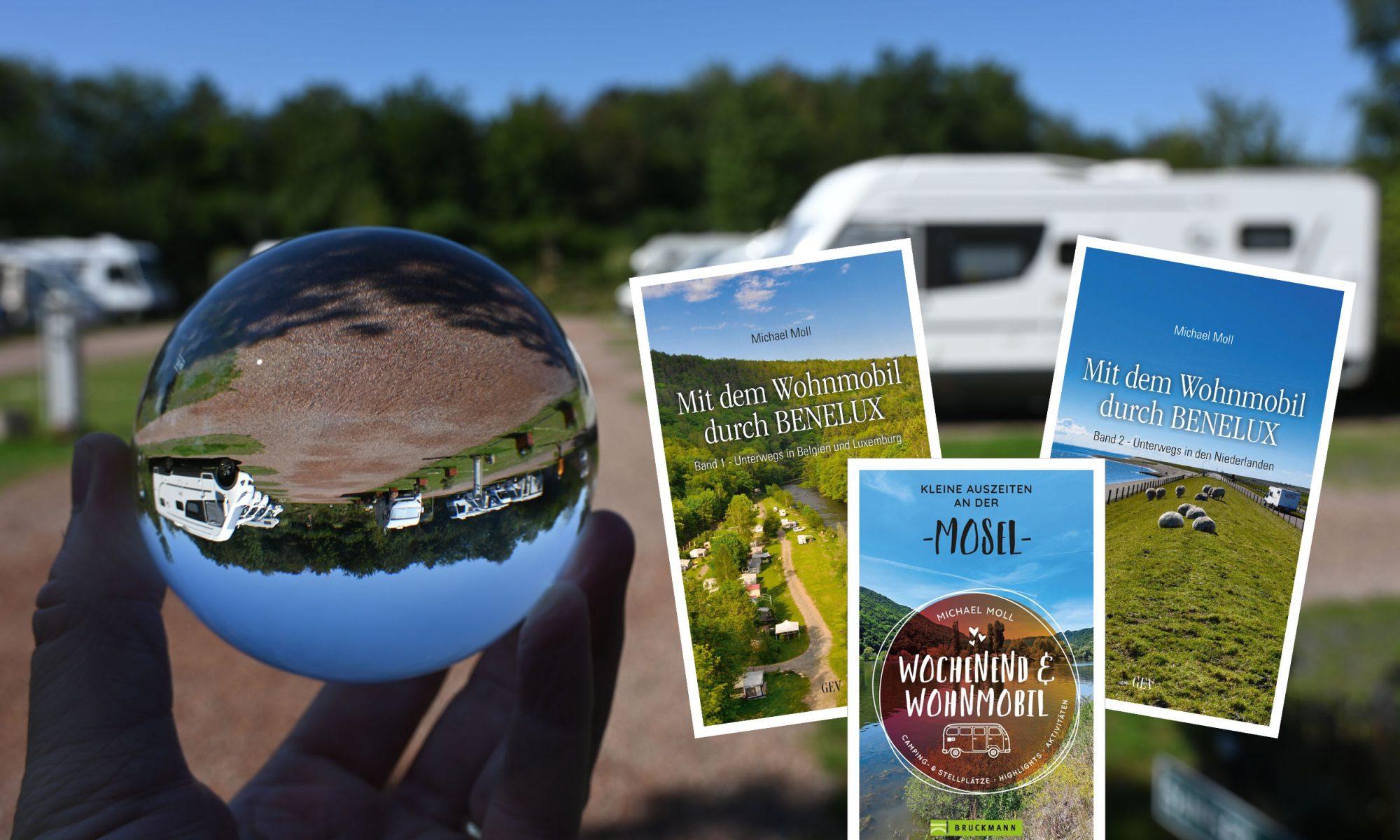 Reiseführer von Michael Moll