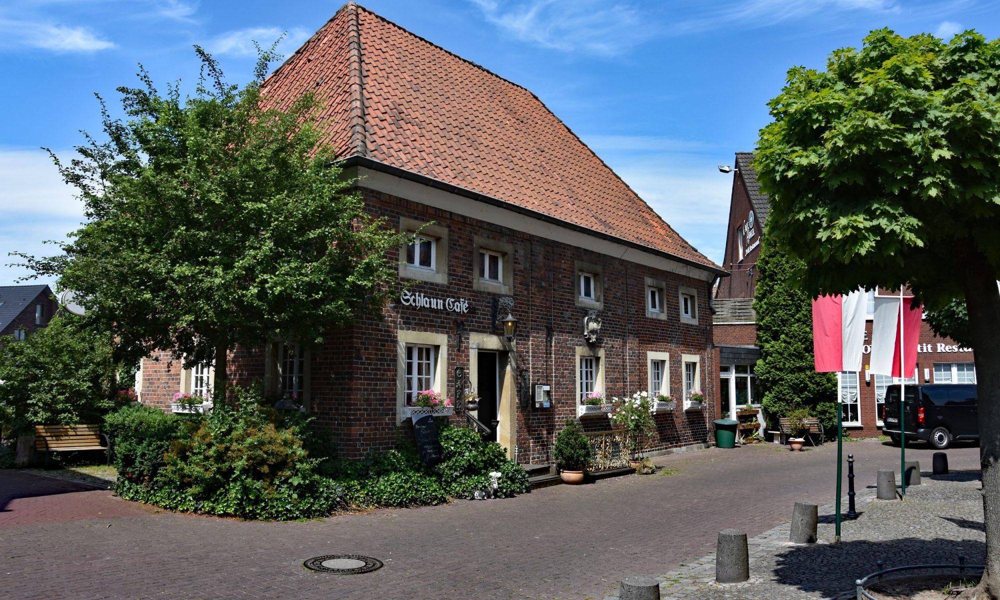 Schlaun-Café in Nordkirchen
