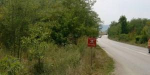 Landminengefahr