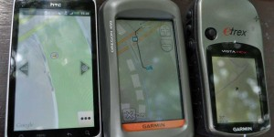 GPS-Geräte im Vergleich