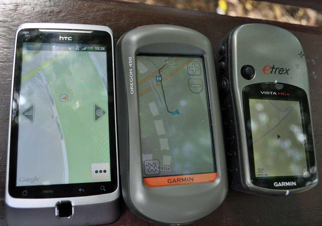 Gps Geräte Vergleich : Gps geräte im vergleich die weltenbummler