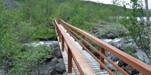 Wanderweg zum Dreiländereck