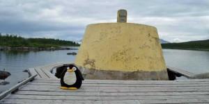 Pingu am Dreiländereck
