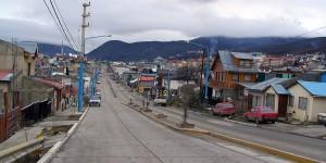 Ushuaia in Argentinien
