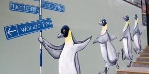 Pinguine am Ende der Welt