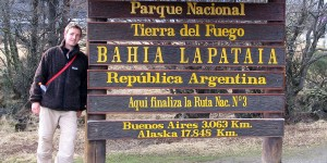 Am Ende der Panamericana