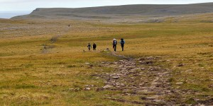 Wanderung nach Knivskjelodden