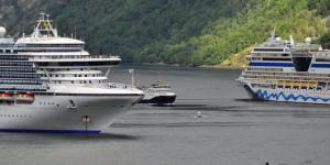 Aida im Geirangerfjord