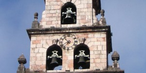 Cangas-de-Onis Glockenturm