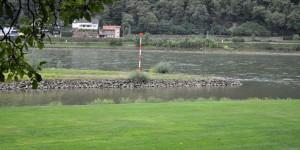 Lahn in den Rhein