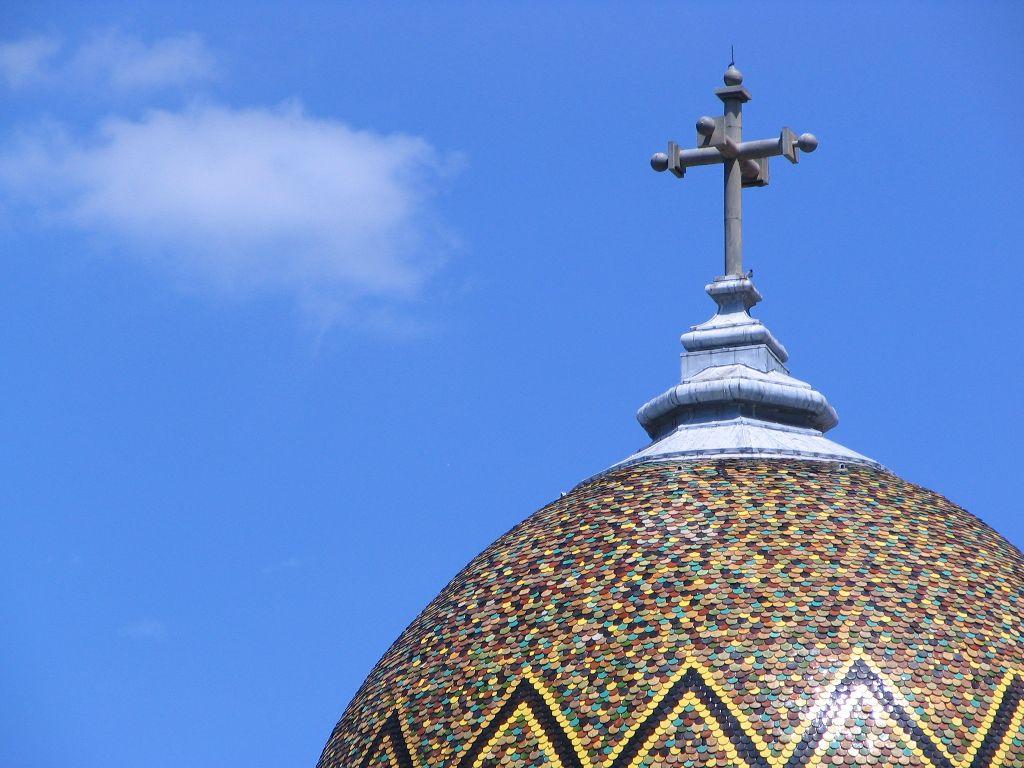 Kuppel Besancon