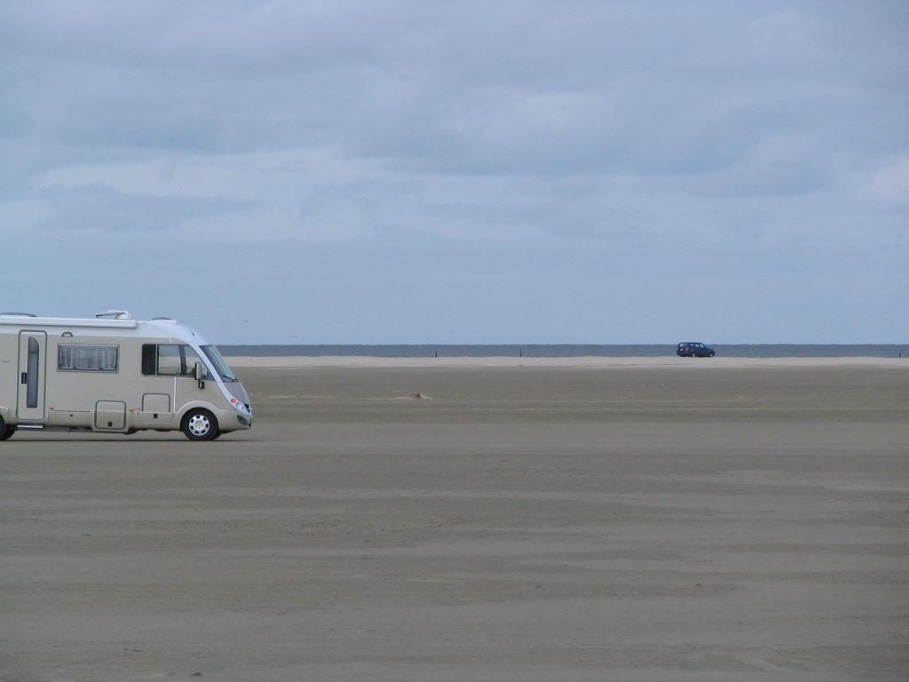 Strand auf Römö