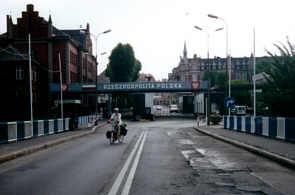 Grenze zu Polen