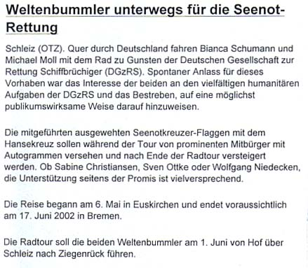 Ostthüringer vom 31. Mai 2002