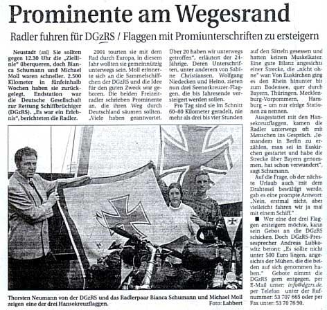 Weserreport vom 19. Juni 2002