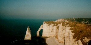 Etretat in der Normandie