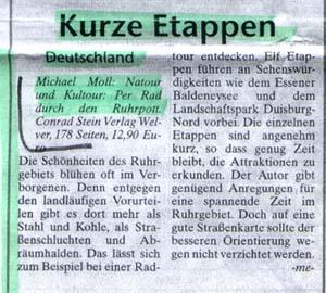 Westfälische Nachrichten vom 19. Juni 2004