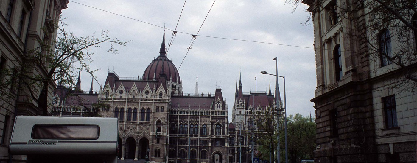 Ungarn mit dem Wohnmobil