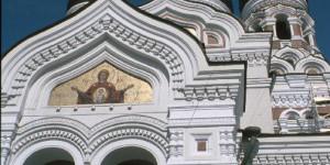Orthodoxe Kirche in Tallinn