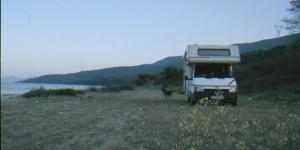 Wohnmobil in Griechenland