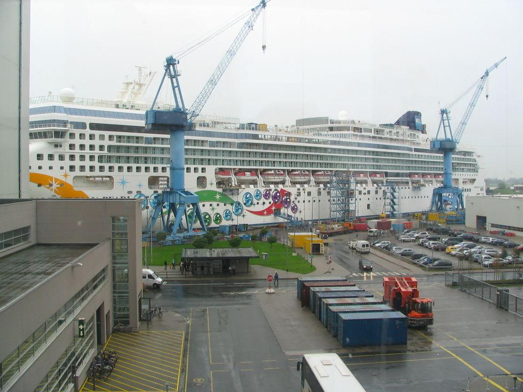 Werft in Papenburg