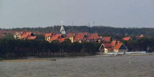 Russischer Strand an der Ostsee