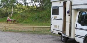 Wohnmobil in Schweden